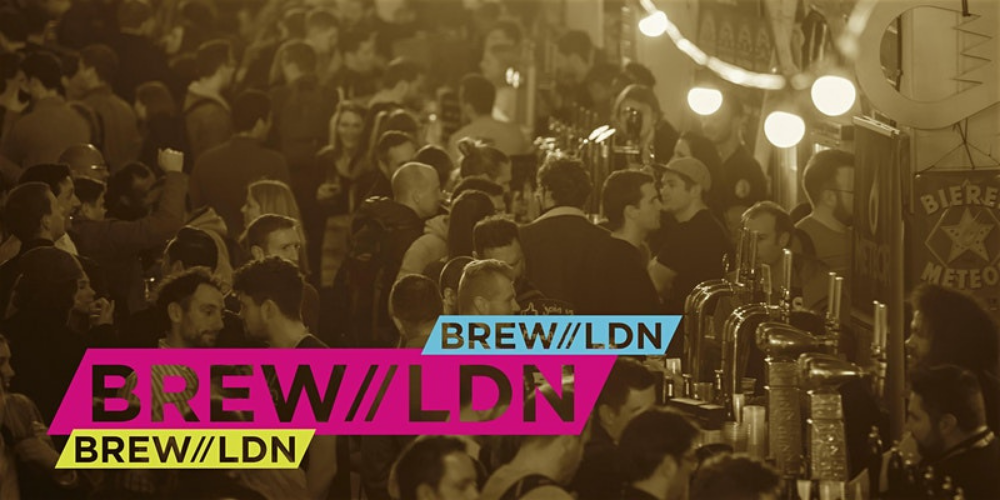 We Are Exhibiting At Brew LDN: Enter Our Brew LDN Competition!
