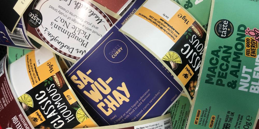 Creating Artisan Food Labels