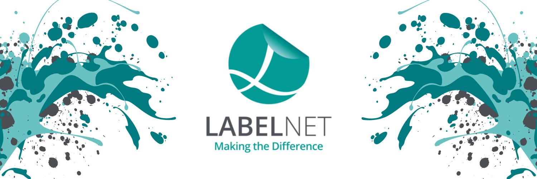 Labelnet Launch New Logo
